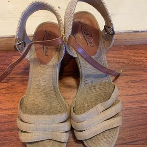Adorably Cute Lucky Brand Wedges